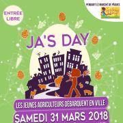JA\'s Day 2018