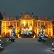 Marché de Noël Lalique au Château Hochberg