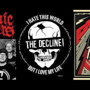Satanic Surfers + The Decline + Rebel Assholes