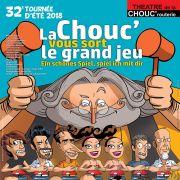 32e tournée d\'été de la Choucrouterie