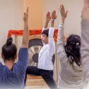 Yoga avec les bols tibétains suivi d\'un repas en pleine conscience