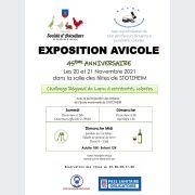 Exposition Avicole Stotzheim