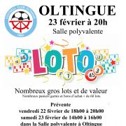 Super Loto du FC Oltingue