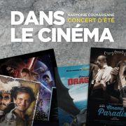 Harmonie Colmarienne : Dans le cinéma