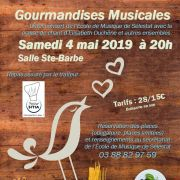 Gourmandises Musicales