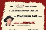soiree country et new line
