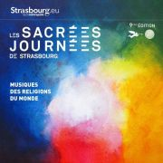 A l'affiche du Festival : Sofia Falkovitch, l'Ensemble Vocal Exosphère et Jasser Haj Youssef et Narjes Salmouna