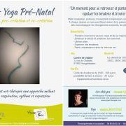 Art & Yoga pré-natal