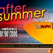 After Summer Nights by DJ Raph