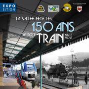 La vallée fête les 150 ans de son train