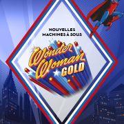 Nouvelles Machines à Sous Wonder Woman