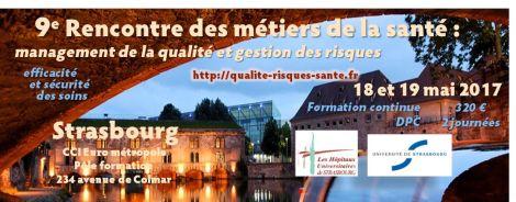 9 me rencontre des m tiers de la sant strasbourg - Chambre de commerce et d industrie strasbourg ...