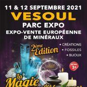 Expo vente européenne des minéraux espace bien-être