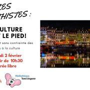 Les Fédi'chistes : La culture, c'est le pied !