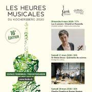 Les Heures Musicales du Kochersberg : Or Notes Brass : Quintette de cuivres