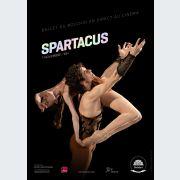 Ballet du Bolchoi : Spartacus - Au cinéma Vox