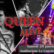Queen Alive