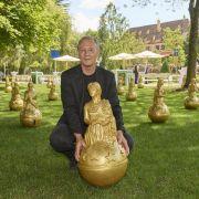 Installation artistique inédite d'Ottmar Hörl à Europa-Park