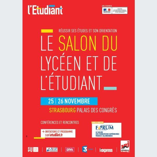 Salon Du Lyc En Et De L 39 Etudiant De Strasbourg Formation Pmc