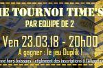 tournoi time's up