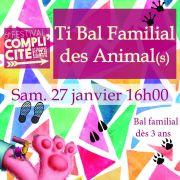 Ti Bal des Animal(s)
