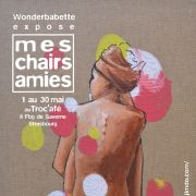 Mes chairs amies - by Wonderbabette