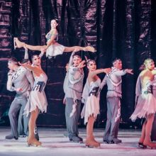 Cirque russe sur glace - Patinage / \
