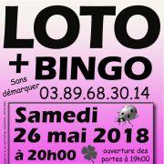 Loto et Bingo sans démarquer
