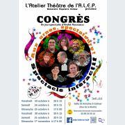 Jeu-spectacle : Congrès
