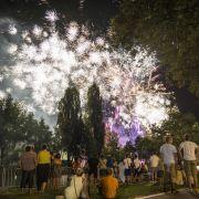 Fête Nationale 2021 à Mulhouse : les Bals de feu