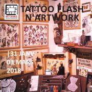 Tattoo Flash n\' Artwork