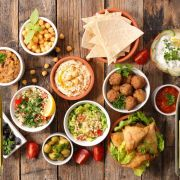 Apéro gourmand aux saveurs libanaises