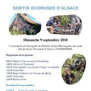 Sortie Ecomusée d\'Alsace
