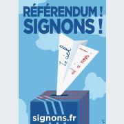 Réunion publique sur le référendum ADP