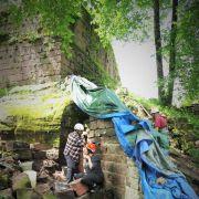Alsace Ecotourisme : Bâtisseurs de châteaux en Pays de Salm