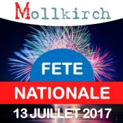 Fête nationale 2017 à Mollkirch