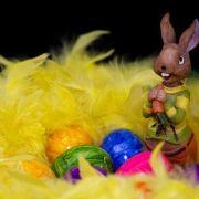 Grand jeu de piste de Pâques