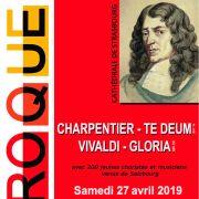 Te Deum de Charpentier & Gloria de Vivaldi