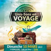 Unis-Sons en Voyage