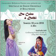 Du Caire à Delhi