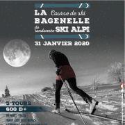 La Course de ski Bagenelles de randonnée Ski Alpin
