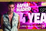 rafha madrid - 4 years of spyl