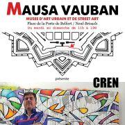 .  CREN (DE) en résidence-performance au MAUSA Vauban / Nächste künstlerische Residenz !!!