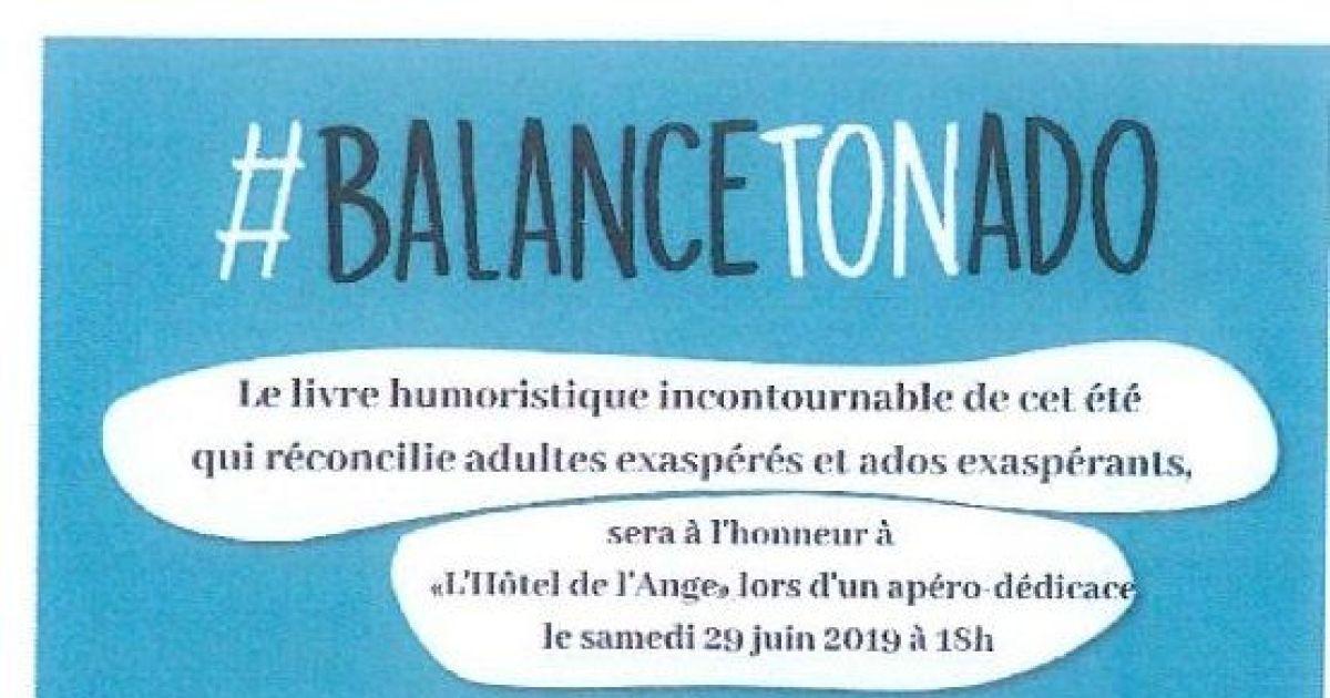 Balance Ton Ado Soiree Humoristique Pour Reconcilier