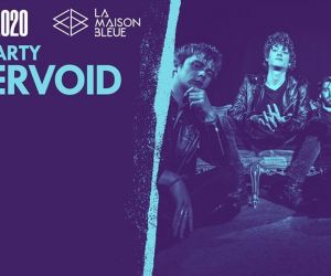Undervoid (Release party) + Iron Bastards