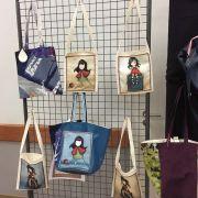 Les talents de Lautenbach : Aziza Tschudy, créatrice d\'accessoires textiles
