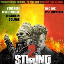 2 Strong Raggae Revival
