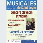Musicales de Saint Léger