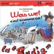 La Budig : Was wet c\'est comme ça !