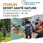 Forum Sport Santé Nature